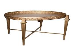 small gold side table small gold coffee table architecture gold vine circular side table