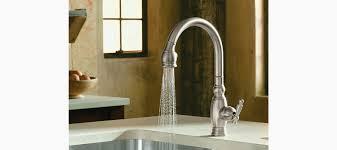 enchanting kohler kitchen faucet creative kitchen designing