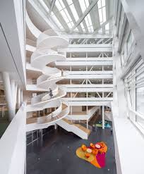 office stairs design modern staircases that stand out for unique reasons
