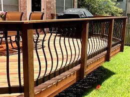 Ideas For Deck Handrail Designs Deck Railing Ideas How To Choose The Best Rail Design For Your