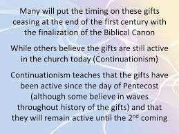 biblical gifts session 6 the gifts of the spirit ppt online