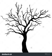 black trees for halloween big dead tree drawing u203a ngorong club wall trees pinterest