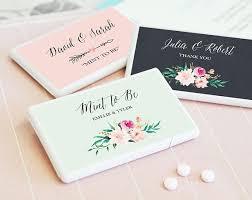 mint wedding favors mint to be wedding favor labels mints mint wedding favor