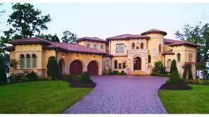 5 bedroom home home plan homepw76979 9104 square 5 bedroom 6 bathroom