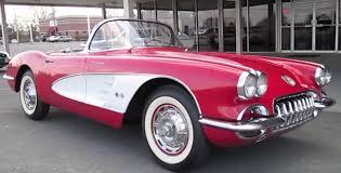 1960 chevrolet corvette 1960 chevrolet corvette walk around oldcars site