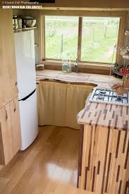 Pequod Kitchen by Rocky Mountain Tiny Houses