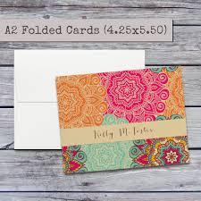 custom notecards personalized stationery set personalized stationary custom