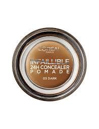 Pomade Fix infallible concealer pomade l or礬al