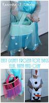 halloween totes keeping it simple easy disney frozen tote bags elsa anna and