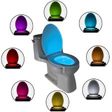 the original toilet bowl night light the only quality led motion