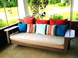Daybed Porch Swing Patio Swing Cushions Porch Swing Fifty2 Co