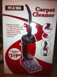 Upholstery Steam Cleaner Extractor Amazon Com Piranha Carpet Cleaner Extractor Shampooer Carpet