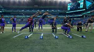 Top Bench Press Nfl Combine Records Top 40 Times Bench Press Reps More Nfl