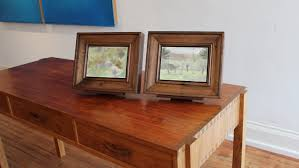 woodworking how to make wood picture frame out of solid walnut by