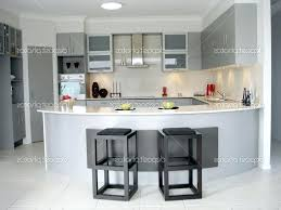 Open Kitchen Design Open Kitchen With Island And Bar Living Room Design Dining House