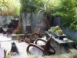 tropical courtyard garden design