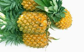 wallpaper gift of nature pineapple
