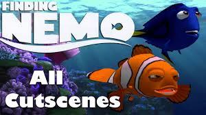 finding nemo gamecube cutscenes