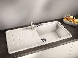 Composite Kitchen Sourcebook - White composite kitchen sinks