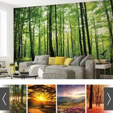 Bilder Schlafzimmer Natur Details Zu Walt Natur Blumen Fototapete Fotomural Fototapete
