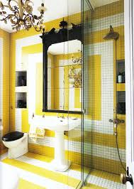 black and yellow bathroom ideas 37 yellow bathroom design ideas digsdigs