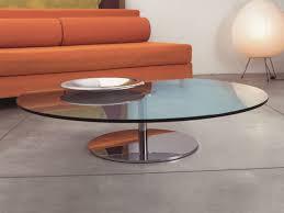Wohnzimmertisch Oval Couchtisch Glas Oval Design Rheumri Com
