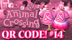 Halloween Breast Cancer Shirts by Animal Crossing New Leaf Qr Codes Breast Cancer Awareness