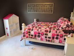 bedroom engaging pink teen bedroom decoration using light
