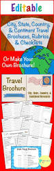 25 beautiful travel brochure template ideas on pinterest create