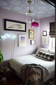 Simple White Bed Frame Bedroom Dark Laminate Flooring Flower Themed Rugs White Desk