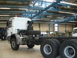 mercedes road service custom made trucks designed and manufactured by rac rac germany