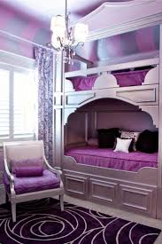 luxurious teenager bedroom design concept showcasing master bed