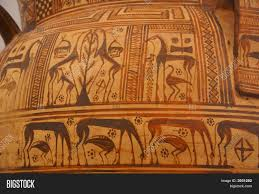 Ancient Greek Vase Painting Ancient Greek Vase Painting Image U0026 Photo Bigstock