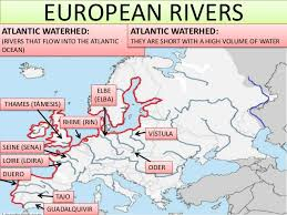 thames river map europe unit 3 social