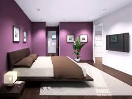 chambre blanc et violet décoration chambre adulte blanc et mauve