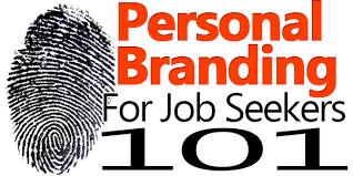 personal branding for job seekers 101