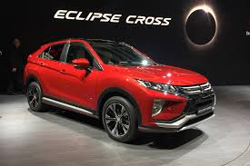 crossover cars 2017 mitsubishi plays qashqai meet the new 2018 eclipse cross by car