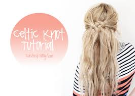 celtic wedding hairstyles celtic knot tutorial hairstyle by abby of twist me pretty