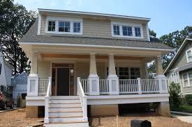 front porch column ideas