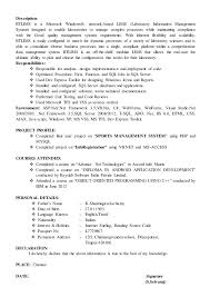 Sample Dot Net Resume For Experienced by Shining Net Resume 5 Dot Net Developer Net Resume Example