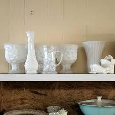 White Glass Vase Vintage 40 Best Milk Glass To Buy Images On Pinterest Milk Glass