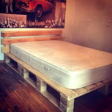 Pallet Platform Bed Rustic Design Pallet Platform Bed Getusahotels Platform Beds