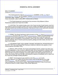 Sample Roommate Contract Best Printable Rental Agreements Contemporary Sample Resumes