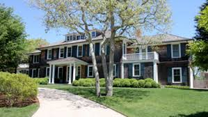 Hamptons Home Hillary Clinton Rents Waterfront Hamptons Home For A Summer Escape