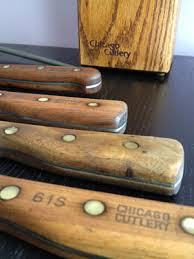 chicago cutlery kitchen knives chicago cutlery restored dalton design