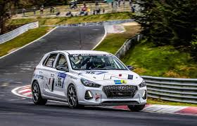 near production hyundai i30 n prepares for nurburgring 24hr