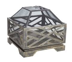 Stainless Steel Firepit Glass And Stainless Steel Pits Glass On Sale
