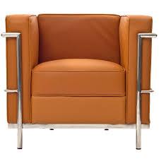 le corbusier style lc2 petit armchair multiple colors materials