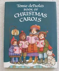 tomie depaola s book of carols tomie depaola