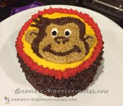 curious george cakes coolest curious george cakes